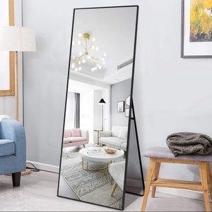 MIRUO Full Length Mirror - Black Frame